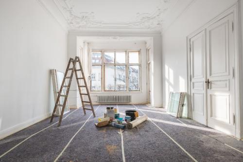 Rénovation complète maison Nanterre Argenteuil
